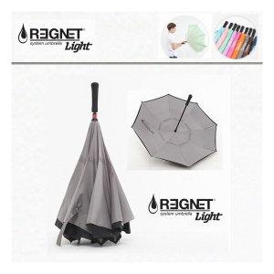 (레그넷)  정품  레그넷 거꾸로우산∼시즌II 라이트 / VIP 버젼업 가벼운 우산∼2중 차단막 투톤패션칼라