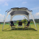 그늘막텐트 캠핑용품 타프 텐트 야외 낚시