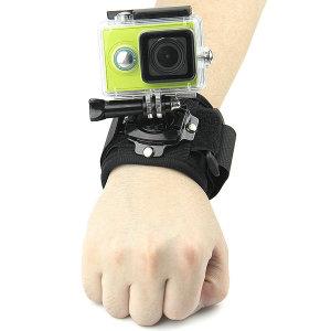손목 밴드형 마운트 샤오미 YI 4K 액션캠 스트랩 암