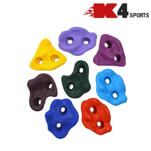 (현대Hmall)K4/아몸디/스포츠/클라이밍/홀드/8PCS/암벽등반