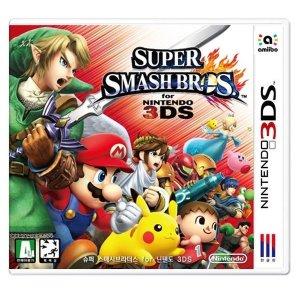 3DS 대난투 스매시 브라더스 한글판 중고품 빠른발송