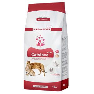 캣츠러브 오리와치킨 15kg 길고양이사료(특가)