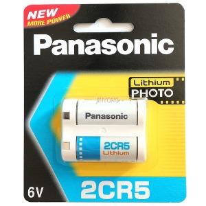 파나소닉 2CR5 리튬건전지 1알