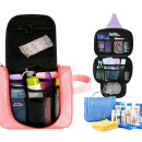여행용 세면백/세면 용품/파우치/워시팩/캠핑/화장품