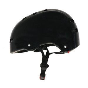 인라인 자전거 헬멧 어반st 블랙 유광 N-7165
