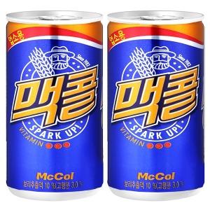 맥콜 160mlx30/ 캔음료 탄산음료 음료수 콜라 사이다
