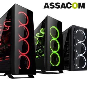 배그게이밍/인텔i7/8G/GTX1050Ti/정격500W/조립컴퓨터