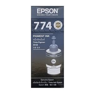 무료배송 엡손정품잉크 T774100(T774) 검정