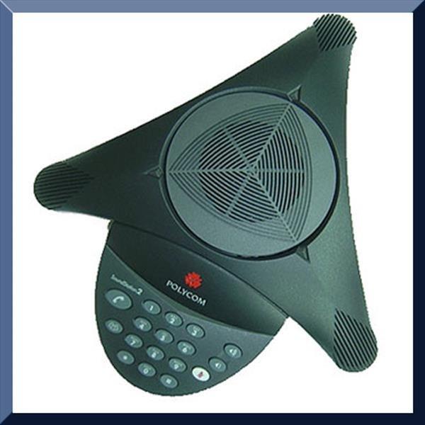 폴리콤 SoundStation2 NS 회의용 전화기
