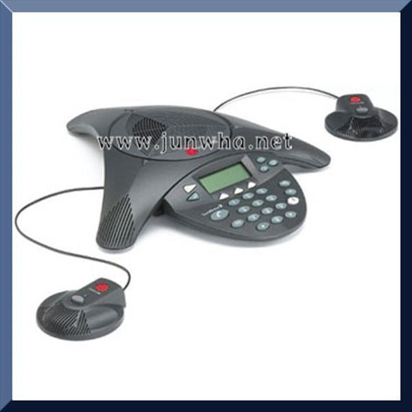 폴리콤 SoundStation2 EX 회의용 전화기