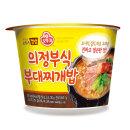 컵밥 의정부식 부대찌개밥 281g