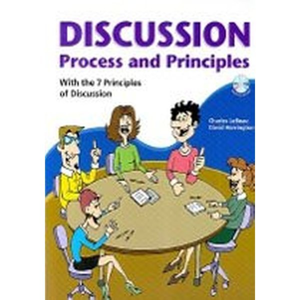 Discussion Process and Principles (with Audio CD /