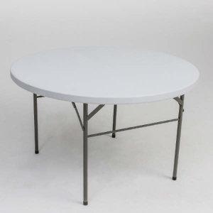 (현대Hmall)SD브로몰딩 테이블 1200 (원형)