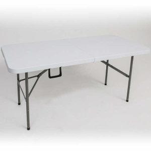 (현대Hmall)SD브로몰딩 테이블 1500 (접이식)
