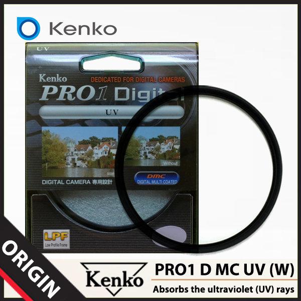 겐코 Kenko PRO1 Digital MC UV 필터 58mm/슬림필터