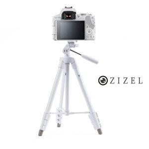 무료배송 카메라 화이트 삼각대 캐논 EOS 200D 화이트