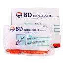BD 울트라파인 인슐린 주사기 31G 1ml 100개입  1갑