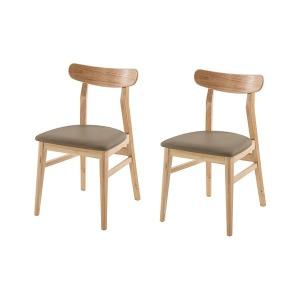 비트윈 식탁의자 내츄럴(2개입) 외 인기 식탁의자 특가 모음