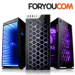 최신8세대/6코어i5 8500/SSD240G/게이밍조립컴퓨터PC