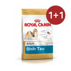로얄캐닌 1+1 강아지 사료 시츄 어덜트 1.5kg 애견