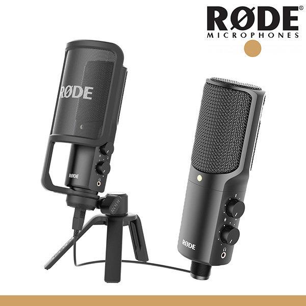 RODE 로데 USB 연결 마이크 NT-USB