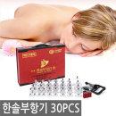 부황기 부항기 국산 수동 인기 한솔부항기 30컵 세트