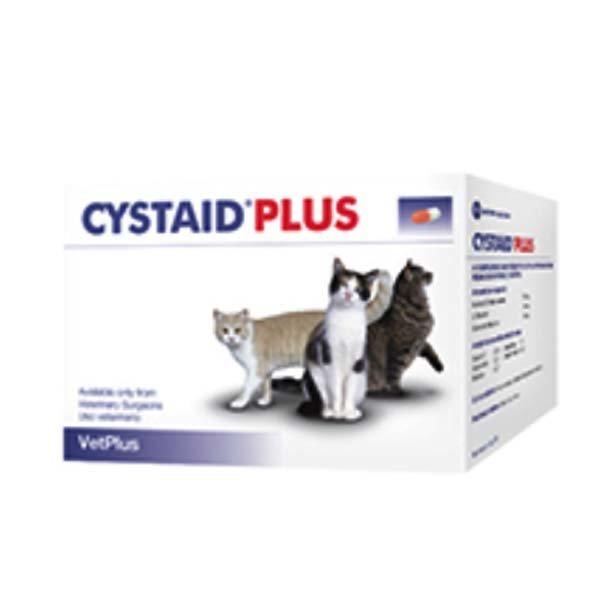 벳플러스 시스테이드 플러스(30캡슐)-캣