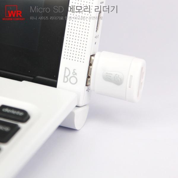 SD 마이크로 SD카드리더 USB 휴대폰 블랙박스 액션캠