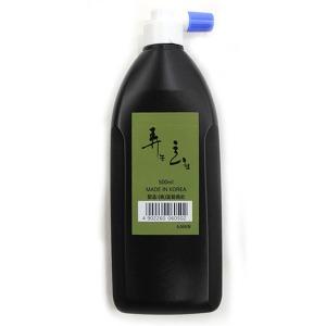 농현먹물-500ml /서예용품/캘리그라피재료/벼루/필방