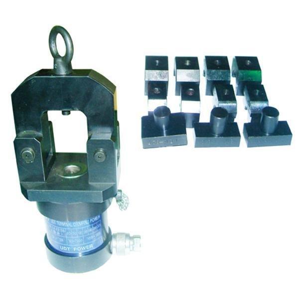 UDT삼성 유압식 터미널 압착기 UDTD-325 충전압착기