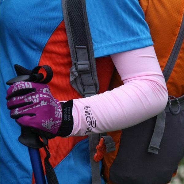 투밴딩 팔토시-쿨토시 자전거 등산 자외선 차단 용품