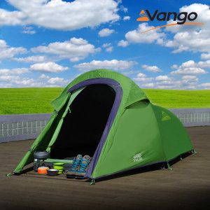 VANGO  반고 소울 200 애플그린 - 2인용/터널형/백패킹 텐트/그라운드 시트 일체