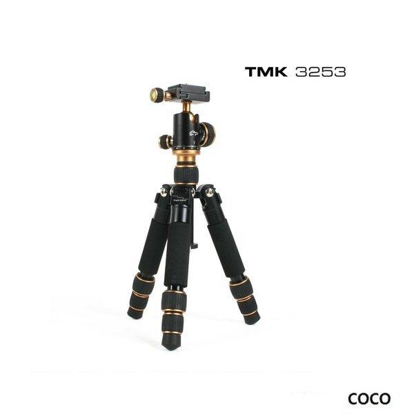 에이스포토 TMK 3253 트레블러 미니삼각대 볼헤드 세