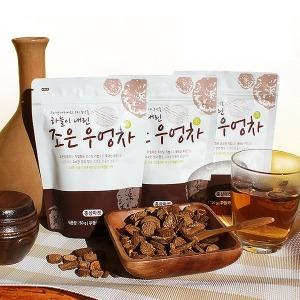 퍼핑공법 국내산 우엉차 100g (50g x 2팩)