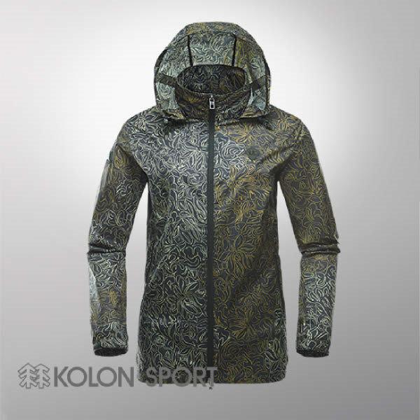 코오롱스포츠 국내매장판정품 새제품 여성용자켓
