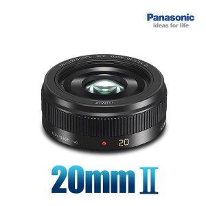 파나소닉  H-H020AE/LUMIX G 20mm F1.7 ASPH/루믹스 렌즈