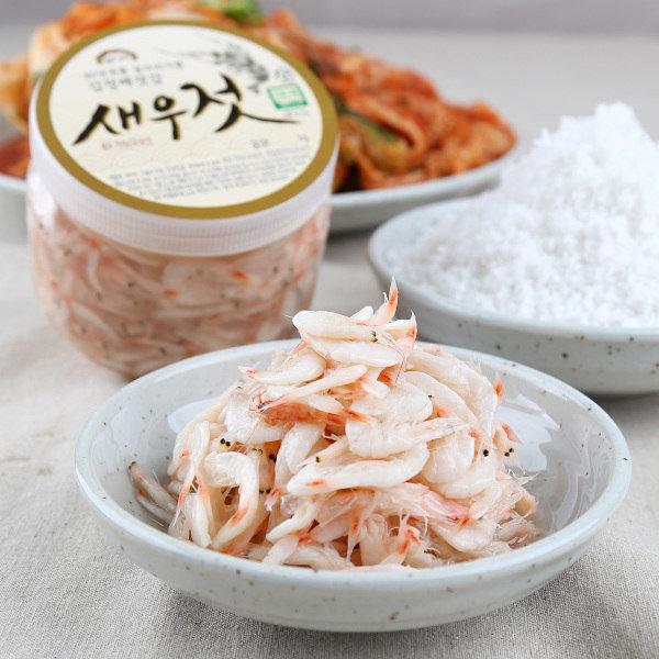 굴다리 식품 - 새우젓_육젓 상 (1kg)