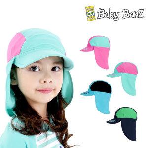 유아동 UV 수영모자-앵커반즈 플랩햇