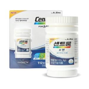센트룸 포맨/112정/멀티비타민/종합영양제/국내정품