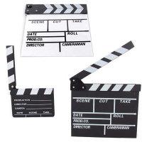 클래퍼보드(3종) 클랩스틱 인테리어소품 슬레이트