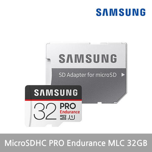 삼성 MLC 블랙박스 마이크로SD PRO Endurance 32GB