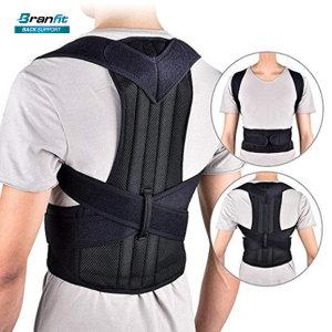 new 바른자세유지밴드벨트+허리보호복대+어깨/등 자세