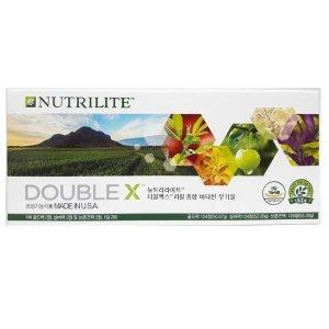 암웨이 더블엑스(DOUBLE X) 종합비타민 무기질(리필)