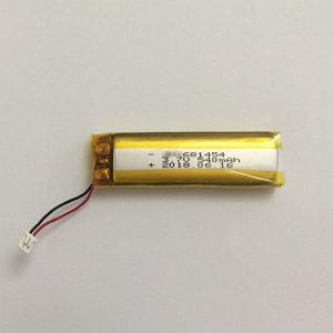 세이펜 레인보우펜 등 호환 리튬 배터리 681454