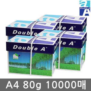 (현대Hmall)직배송 더블에이 A4용지(복사용지) 80g 10000매(4박스)