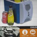 차량용 냉장고 온장고 7.5L +12V시가잭 차량 냉온장고