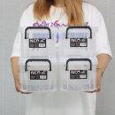 코멕스 네오박스 3L(30)X4개 리빙박스 공간 수납 박스