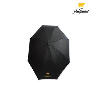 잭니클라우스 자동 골프우산 블랙 장우산 발수 방오