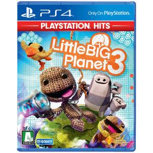 PS4 리틀빅 플래닛3 한글판