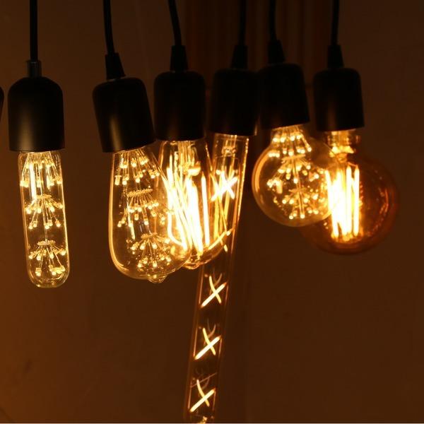 LED 에디슨 전구 백열 필라멘트 램프 인테리어 조명